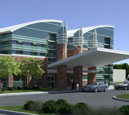 Healthcare sector design and architecture firms in Indiana, USA